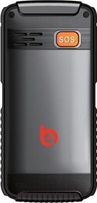 Мобильный телефон BQ Toronto BQM-1815 (черный)