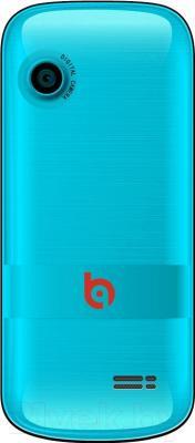 Мобильный телефон BQ Las Vegas BQM-2601 (синий)