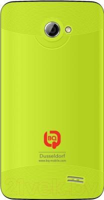 Смартфон BQ Dusseldorf BQS-4004 (зеленый)