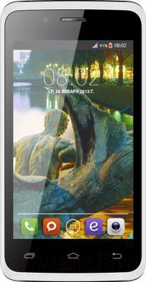 Смартфон BQ Dusseldorf BQS-4004 (белый)