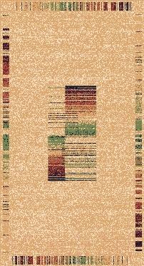 Ковер Sintelon Solid 21ECE / 331076007 (40x60)