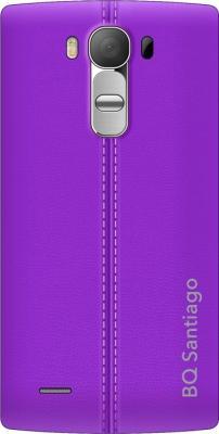 Смартфон BQ Santiago BQS-4505 (фиолетовый)