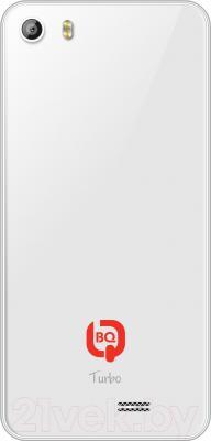 Смартфон BQ Turbo BQS-4555 (белый)