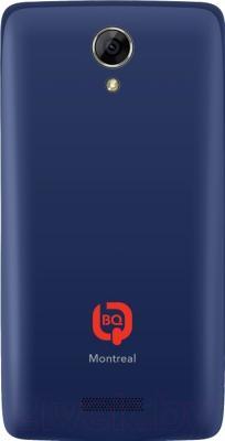 Смартфон BQ Montreal BQS-4707 (синий)