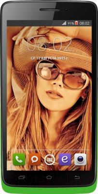 Смартфон BQ Montreal BQS-4707 (зеленый)