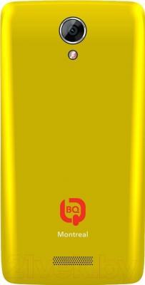 Смартфон BQ Montreal BQS-4707 (желтый)