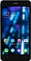 Смартфон BQ Strike BQS-5020 (темно-серый) -