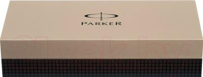 Ручка капиллярная Parker IM Premium Dark Grey Chiselled CT S0976110