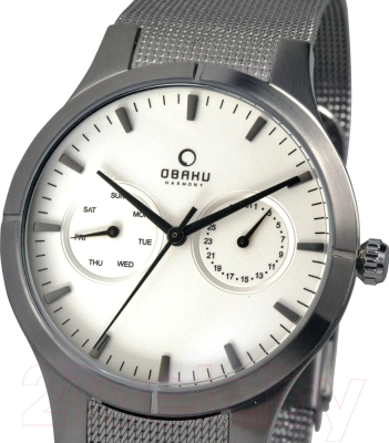 Часы мужские наручные Obaku V100GCIMC