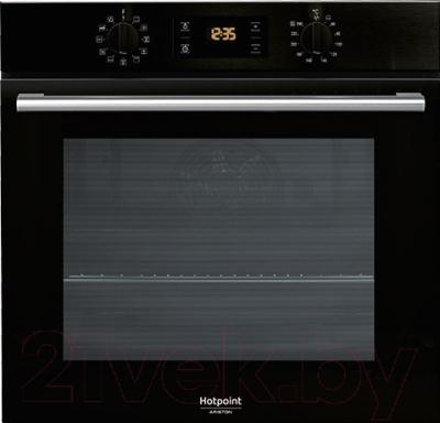 Электрический духовой шкаф Hotpoint FA2 844 H BL HA