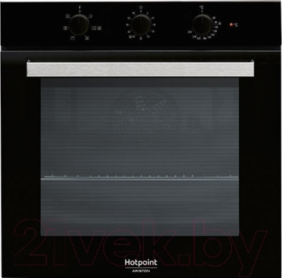 Электрический духовой шкаф Hotpoint FA3 230 H BL HA