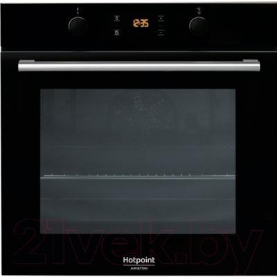 Электрический духовой шкаф Hotpoint FA2 841 JH BL HA