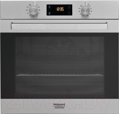 Электрический духовой шкаф Hotpoint FA5 844 C IX HA