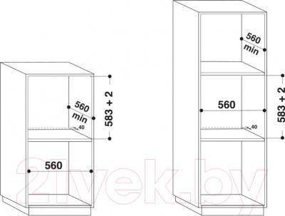 Электрический духовой шкаф Hotpoint 7O FA4 841 JC BL HA
