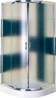 Душевой уголок Belezzo HX-107 80x80 (хром/матовое стекло) -