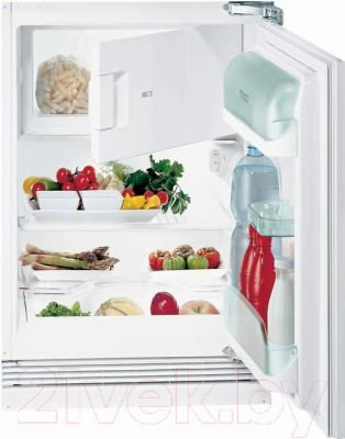 Холодильник с морозильником Hotpoint BTSZ 1632/HA