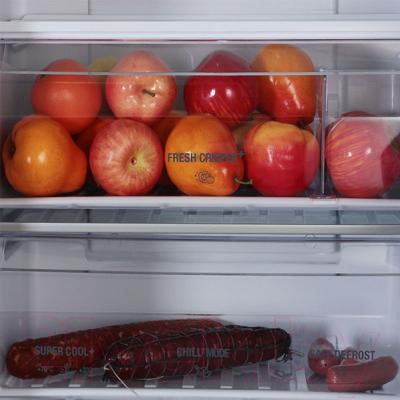 Холодильник с морозильником Hotpoint HF 8201 M O
