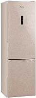 Холодильник с морозильником Hotpoint HF 7180 M O -