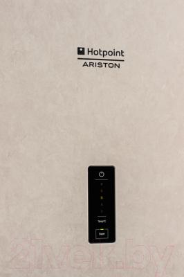 Холодильник с морозильником Hotpoint HF 5180 M