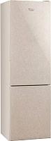 Холодильник с морозильником Hotpoint HF 4180 M -