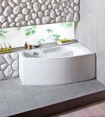 Ванна акриловая Santek Майорка 150x90 R Базовая Плюс (1WH112365)