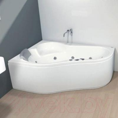 Ванна акриловая Santek Ибица 150x100 L Базовая Плюс (1WH112370)