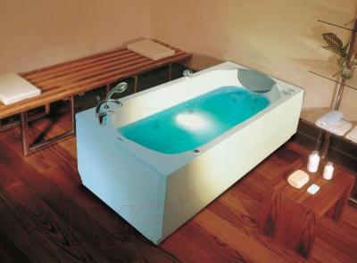 Ванна акриловая Santek Корсика 180x80 Комфорт (1WH112376)