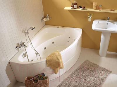 Ванна акриловая Santek Гоа 150x100 R Комфорт Плюс (1WH112409)