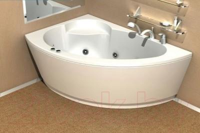 Ванна акриловая Santek Эдера 170x110 L Комфорт Плюс (1WH112414)