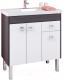 Мебель для ванной Aqwella Командор (Kom.01.08/n/VM) -