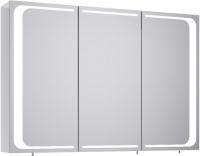 Шкаф с зеркалом для ванной Aqwella Милан (Mil.04.10) -