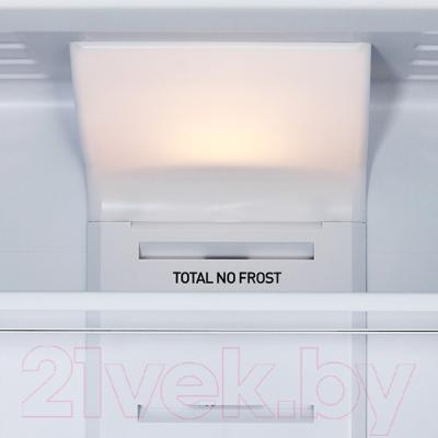 Холодильник с морозильником Indesit DF 5200 E