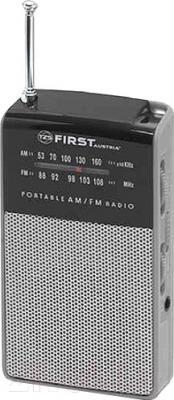 Радиоприемник FIRST Austria FA-2314-1 GR