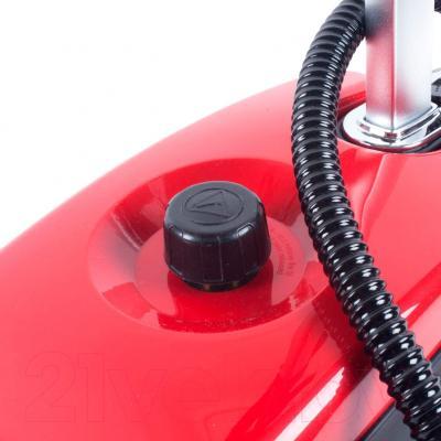 Отпариватель Endever Odyssey Q-914 (черный/красный)