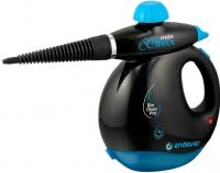Пароочиститель Endever Odyssey Q-409 (черно-голубой) -