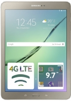 Планшет Samsung Galaxy Tab S2 9.7 32GB LTE / SM-T819 (золото) -