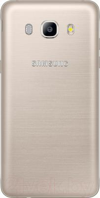 Смартфон Samsung Galaxy J5 (2016) / J510FN/DS (золото)