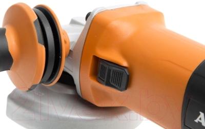 Профессиональная угловая шлифмашина AEG Powertools WS 10-125 (4935451301)