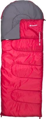 Спальный мешок Nordway Toronto N2223M (M-L, красный)