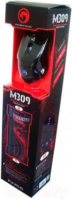 Мышь Marvo M309+G1 (+коврик)
