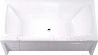 Ванна акриловая Domani-Spa Clarity 170x75