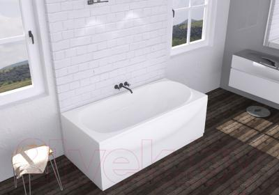 Экран для ванны Domani-Spa Classic 160 (торцевой, пара) - ванна в комплект не входит