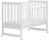 Детская кроватка СКВ 150111 (Митенька, белый) -