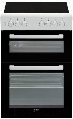 Плита электрическая Beko FDF67110GW