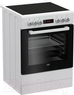 Кухонная плита Beko FSM67320GWS