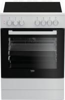 Кухонная плита Beko FSE67100GWS -