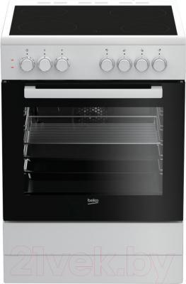 Кухонная плита Beko FSE67100GWS
