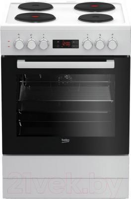 Кухонная плита Beko FSE66300GW
