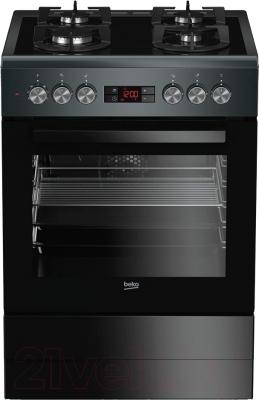 Кухонная плита Beko FSM65330DAS