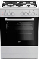 Кухонная плита Beko FSE63110DW -